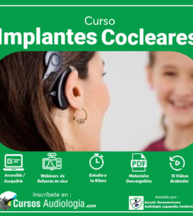 Curso Implante Coclear